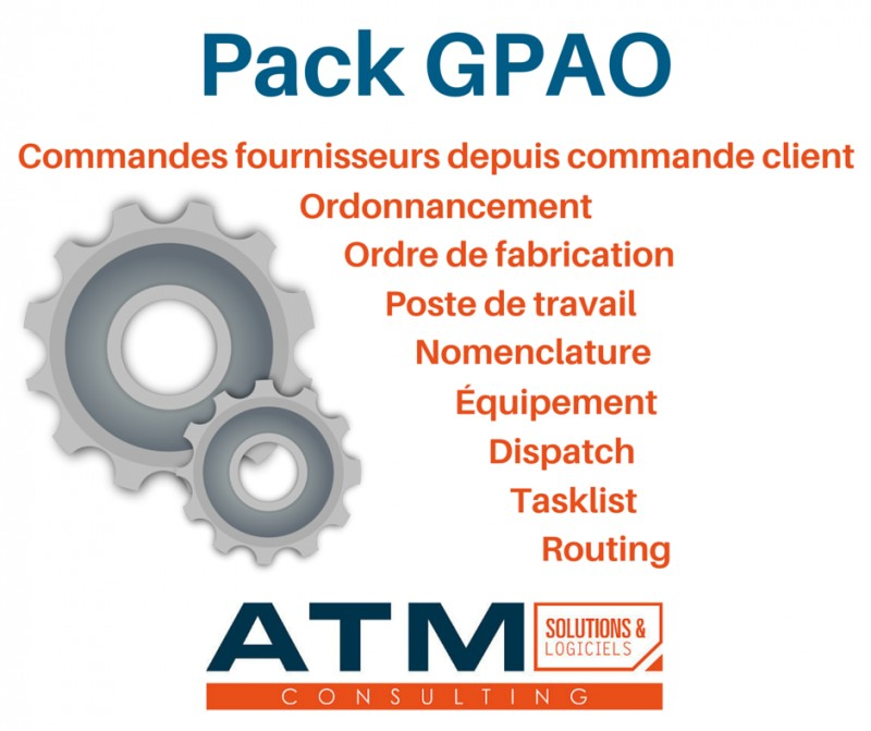 Pack GPAO ATM Consulting