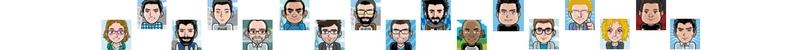 équipe avatars 17