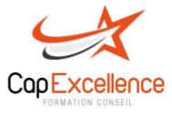 Cap excellence