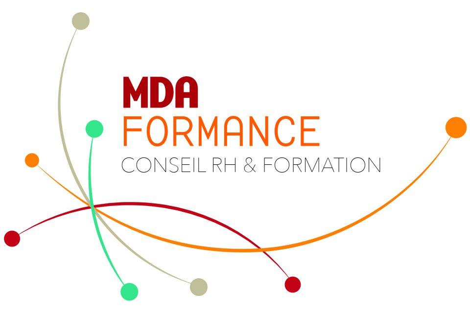 MDA FORMANCE LOGO