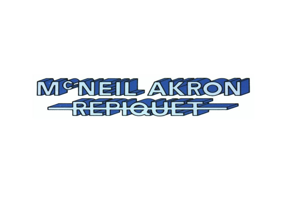 McNeil Akron Repiquet