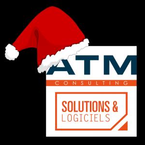 Hotte de Noël ATM Consulting