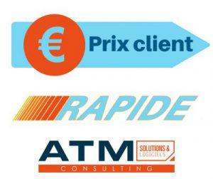 Prix Client Rapide - Module ATM