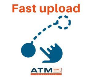 module ATM Fast uplaod