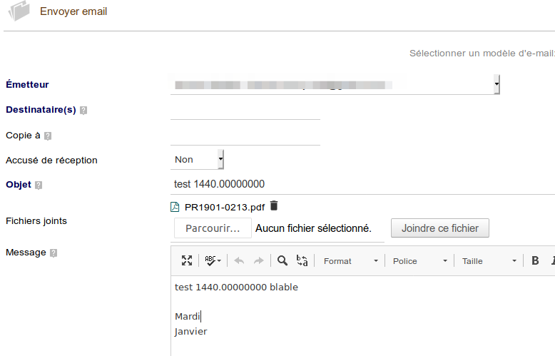 envoyer-un-email