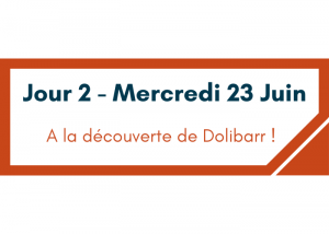 Mercredi 23 Juin : A la découverte de Dolibarr