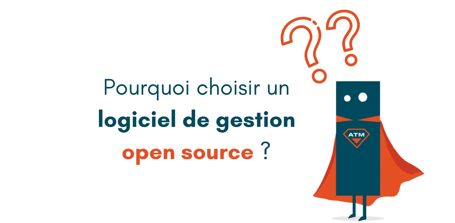 logiciel de gestion open source